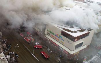 โศกนาฏกรรม!ไฟไหม้ห้าง\'รัสเซีย\'เสียชีวิต37สูญหายเกือบ70ราย