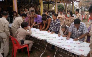 หวังปลดหนี้แก้จน!รมว.กษ.แจงไทยนิยมฯกระจายลงทุกชุมชน