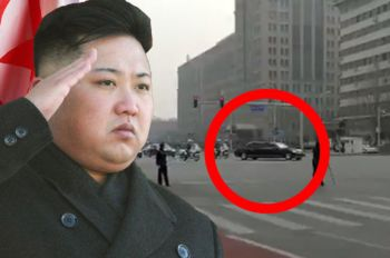 สะพัด!\'คิมจองอึน\'โผล่พ้นถ้ำครั้งแรก นั่งรถไฟย่องเงียบเยือน\'จีน\'