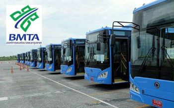 3วันพังซะงั้น!รถเมล์ใหม่NGVเครื่องดับ  ขสมก.สั่งคู่สัญญาเช็คด่วนยังมั่นใจคุณภาพ