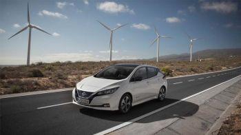 นิสสัน เผยผู้บริโภคชาวไทยร้อยละ 44  เลือกรถยนต์พลังไฟฟ้าเป็นรถยนต์คันต่อไป