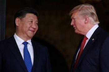 ทรัมป์ลั่นพร้อมเจรจาจีน  ยันไม่ได้ทำสงครามการค้า-หวังจูบปาก