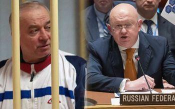 \'รัสเซีย\'ขู่\'อังกฤษ\'เล่นกับไฟแล้วจะเสียใจ หลังกล่าวหาโจมตีอดีตสายลับ