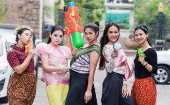 หนุน'แต่งชุดไทย'เล่นน้ำสงกรานต์ แนะรัฐรณรงค์/วอนเอกชนขายราคาเหมาะสม