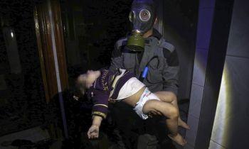 \'ทรัมป์\'ซัด\'รัสเซีย-อิหร่าน\'ต้องรับผิดชอบ เหตุ\'ซีเรีย\'ใช้อาวุธเคมีโจมตีพลเรือน