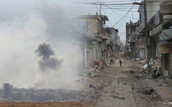 ขีปนาวุธถล่มฐานทัพอากาศซีเรีย หลัง\'ทรัมป์\'ประกาศจัดหนักเหตุใช้อาวุธเคมี