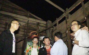 พายุลูกเห็บถล่ม6หมู่บ้าน'เลย'บ้านพังยับนับ100หลัง