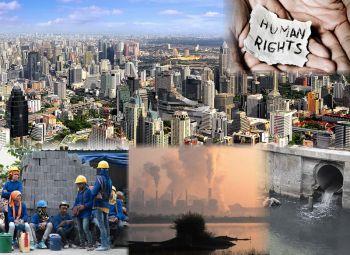 สกู๊ปแนวหน้า : 'สิทธิมนุษยชน'  กำแพงการค้าโลกสมัยใหม่