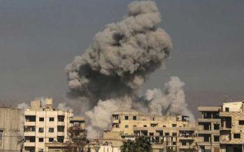 แฉสหรัฐยิง103ขีปนาวุธถล่ม3เป้าหมาย 'ซีเรีย'โวต้านไว้ได้71ลูก(ชมคลิป)