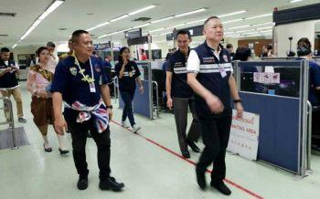 เผื่อเวลา3ชม.! สตม.เตือนรับมือขากลับสงกรานต์ คาดสนามบินล้น