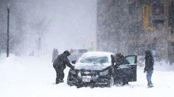 สหรัฐอ่วม! พายุหิมะถล่มฝั่งตะวันตก กระทบเที่ยวบิน-หลายบ้านไม่มีไฟฟ้าใช้