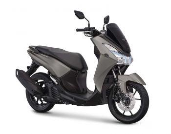 ยามาฮ่า เปิดตัว New Yamaha LEXi