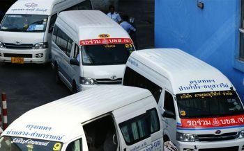 ขนส่งฯเผยไม่พบอุบัติเหตุรุนแรงจากรถโดยสารสาธารณะในช่วงเทศกาลสงกรานต์