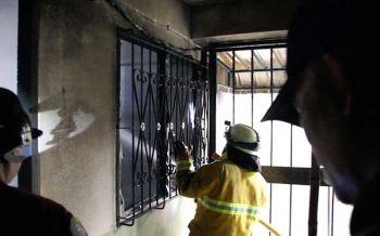 เพลิงไหม้พาร์ทเม้นต์พัทยาใต้วอด ดับเพลิงระดมฉีดน้ำ-คาดไฟฟ้าลัดวงจร