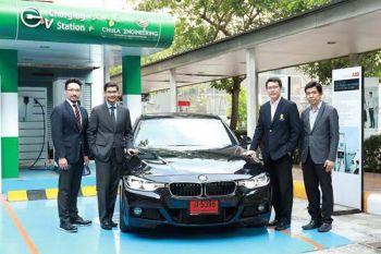 'บีเอ็มดับเบิลยู กรุ๊ป ประเทศไทย'  ปูรากฐานนวัตกรรมยานยนต์ไฟฟ้า
