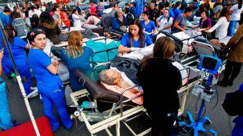 แก๊สระเบิดในโรงพยาบาลที่\'ชิลี\' ตาย3บาดเจ็บอีกกว่า50ราย