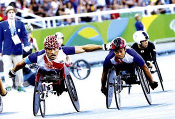 ประมุขพาราลิมปิกโลกยกย่อง  ไทยศูนย์กลางกีฬาคนพิการอาเซียน