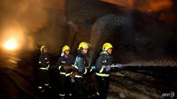 ไฟไหม้ร้านคาราโอเกะใน\'จีน\' ดับสลด18รายเจ็บอีก5คน
