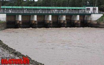 กรมชลฯย้ำเร่งส่งน้ำช่วยพื้นที่เกษตร ยันจัดทีมเฝ้าระวังช่วยเหลือใกล้ชิด