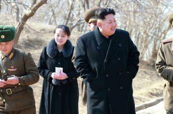 น้องสาว\'คิมจองอึน\'มาด้วย เข้าร่วมคณะผู้แทนเจรจาสำคัญสองเกาหลี