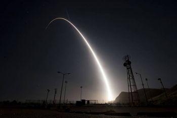 \'สหรัฐ\'ทดสอบขีปนาวุธข้ามทวีป\'มินิทแมน 3\' ครั้งแรกของปี