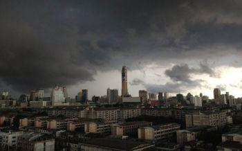 ทั่วไทยยังคงมีฝนฟ้าคะนอง!\'กทม.-ปริมณฑล\'ตกร้อยละ60