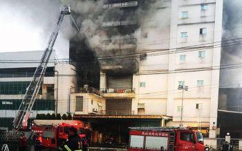 สลด2แรงงานไทยเสียชีวิตเหตุเพลิงไหม้ในไต้หวัน