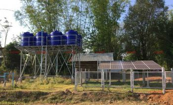 \'นครพนม\'เกษตรกรเข้มแข็ง! สร้างระบบสูบน้ำพลังงานแสงอาทิตย์สู้ภัยแล้ง