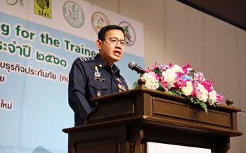 คปภ.เร่งบูรณาการเชิงรุก!ผลักดันชาวนาไทยบริหารความเสี่ยงด้วยประกันภัยข้าวนาปี