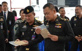 กองทัพไทยเปิดหน่วยทหารจัดตลาดประชารัฐ ตอบรับนโยบาย รมว.กห.เพื่อช่วยเหลือปชช.