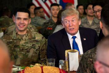 \'ทรัมป์\'สั่งกลาโหมสหรัฐ เตรียมลดจำนวน\'ทหาร\'ใน\'เกาหลีใต้\'