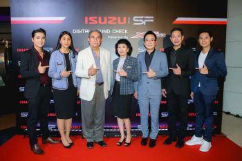 'อีซูซุ'ผนึก'เอส เอฟ'  เปิดตัวภาพยนตร์โฆษณา  'Digital Soundcheck'