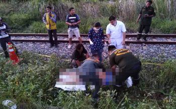 หนุ่มเพิ่งพ้นโทษ เจออายัดตัวส่งคุกต่อ สะเดาะกุญแจมือกระโดดรถไฟหนี ร่างกระแทกพื้นดับสยอง