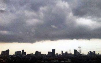 ไทยตอนบนฝนฟ้าคะนองลดลง!\'กทม.-ปริมณฑล\'ตกร้อยละ40