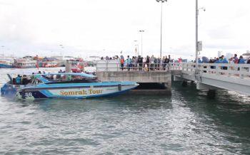 จัดระเบียบเรือท่องเที่ยวพัทยารอบ2 เจ้าท่าจ่อใช้กฎหมายรายวันหากผู้ประกอบการฝืนคำสั่ง