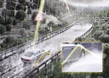 คอนติเนนทอล เปิดตัวระบบป้องกัน 'รถเหินน้ำ'
