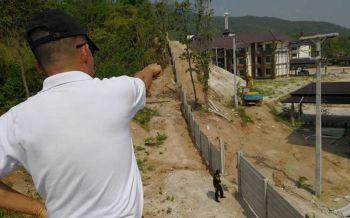 เฉพาะผู้เกี่ยวข้อง!เครือข่ายฯเซ็งถูกห้ามร่วมรังวัด'บ้านป่าแหว่ง'
