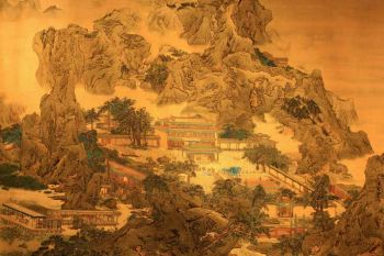 ชมความงาม..สุดยอดผลงานศิลปะผ้าปักจีน