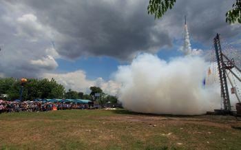 เพชรบูรณ์จัดงานประเพณีฮักบั้งไฟสุดยิ่งใหญ่ ชิงถ้วยรางวัลพระราชทานสมเด็จพระเทพฯ