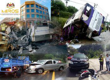 'สถาบันความปลอดภัยถนน'  'ความรู้สู่นโยบาย'ลดอุบัติเหตุ