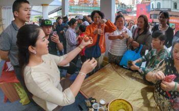 อภัยภูเบศรจับมือททท. ยกเดย์สปาภูมิปัญญาไทยบุกจีน หวังเปิดเส้นทางท่องเที่ยวเชิงสุขภาพ