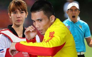 \'ศรีสะเกษ-น้องเทนนิส-โคสุเกะ\' คว้ารางวัลใหญ่\'วันนักกีฬายอดเยี่ยม\'