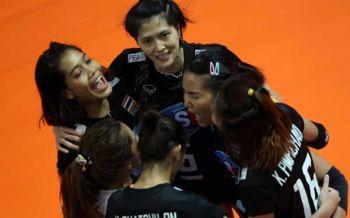 ตบสาวไทยประเดิมชัย! ทุบอาร์เจนติน่า3-0เซต ศึกเนชันส์ลีก