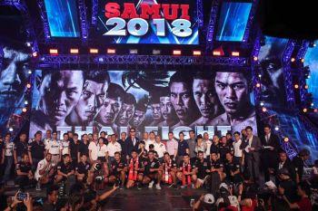 \'อีซูซุ\'ยินดีกับ\'สะท้านฟ้า ปุ๋ยชาลีเฟรท\' คว้าชัยศึก\'ISUZU CUP SUPER FIGHT 2018\' เตรียมลงนวมสู้ศึก \'THAI FIGHT 2018\' ปลายปีนี้