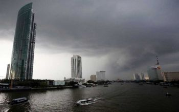 \'กทม. ปริมณฑล\'มีฝนตกหนัก ทุกภูมิภาคฝน40-60%ของพื้นที่