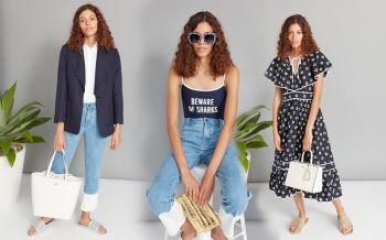 Fashion Update : 'ดินแดนนางฟ้า สู่ป่าทะเลทราย' คอลเลคชั่นฉลอง 25 ปี เคท สเปด นิวยอร์ก