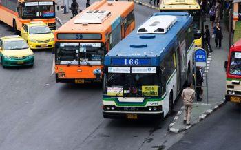 ไม่ขึ้นค่ารถเมล์ 'ขสมก.'ยืนยันไม่มีนโยบาย  นายกฯกำชับตรึงราคาสินค้า