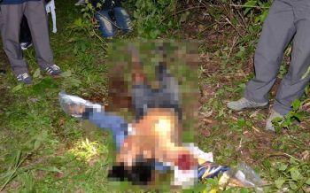 เป่าดิ้นอีกศพ!วิสามัญ'แมน เชตะวัน'พ่อค้ายาบ้า ฮึดสู้ยิงตำรวจ