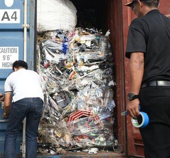 ไทยนำขยะอิเล็กทรอนิกส์  เข้าประเทศ5.3หมื่นตันต่อปี