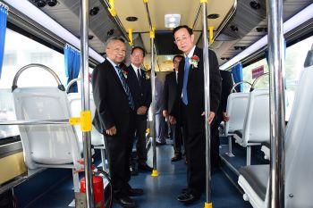 จี้บอร์ดใหม่ขสมก.ปรับตัว  'อาคม'ไฟเขียวซื้อรถเมล์กว่า2พันคัน